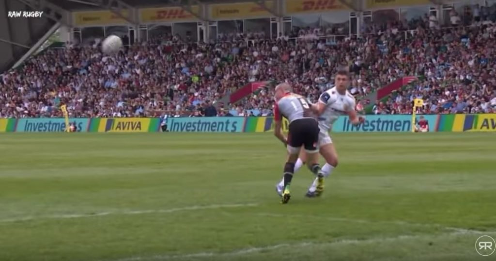 SUPERCUT: Henry Slade video confirms his place as England's most criminally untapped talent