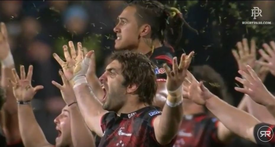 WATCH: Crusaders Haka vs the Lions