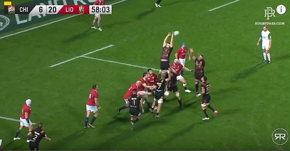 Jack Nowell finishes 100m try that might be best Lions try of all time
