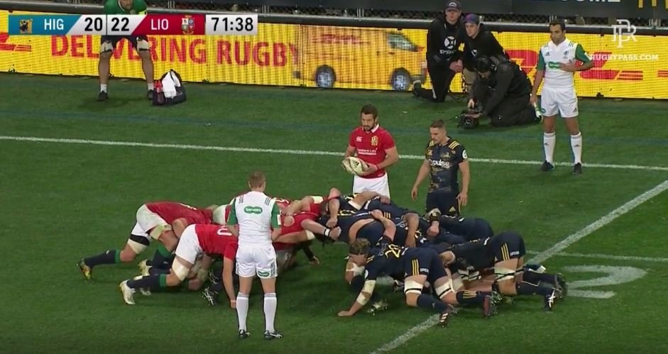 Watch the exact moment the dream of Lions scrum superiority died forever