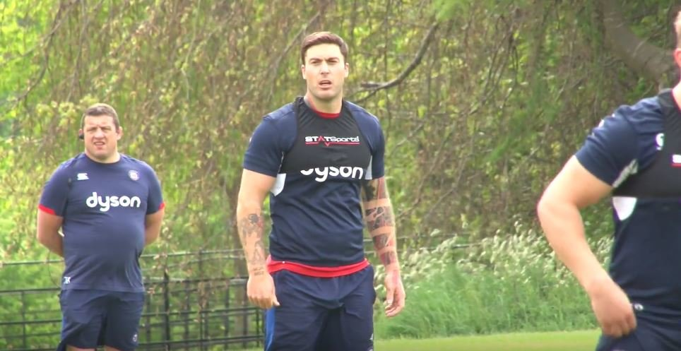 VIDEO: A day in the life of Matt Banahan