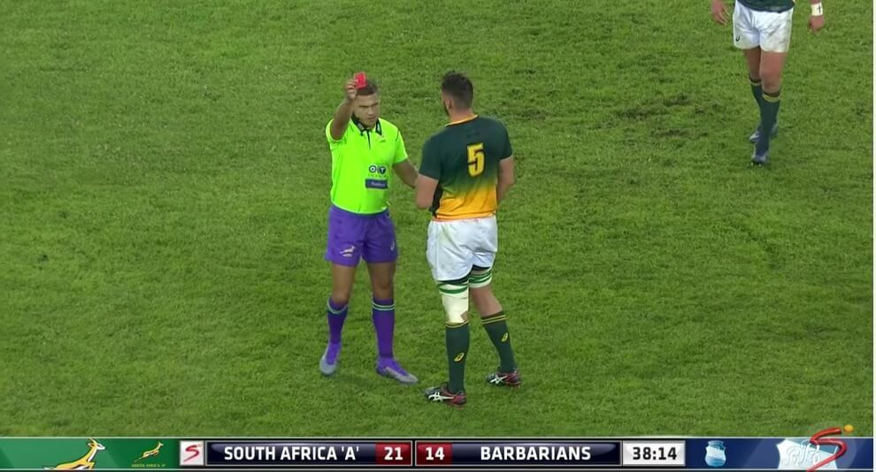 HIGHLIGHTS: South Africa As vs French Barbarians