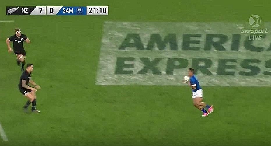VIDEO: Tim Nanai-Williams humilates his cousin Sonny Bill with filthy step