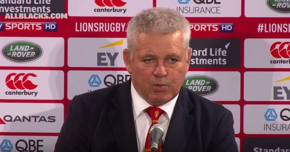 VIDEO: 'I couldn't give a toss' - Warren Gatland gives one of his best press conferences ever