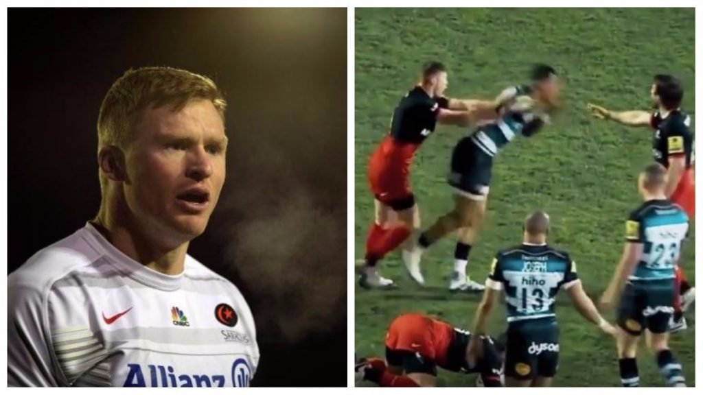 VIDEO: Five times Chris Ashton lost control
