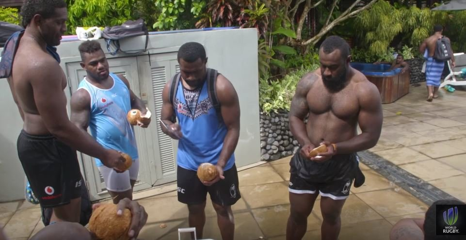 BEHIND THE SCENES: Up close with the Flying Fijians