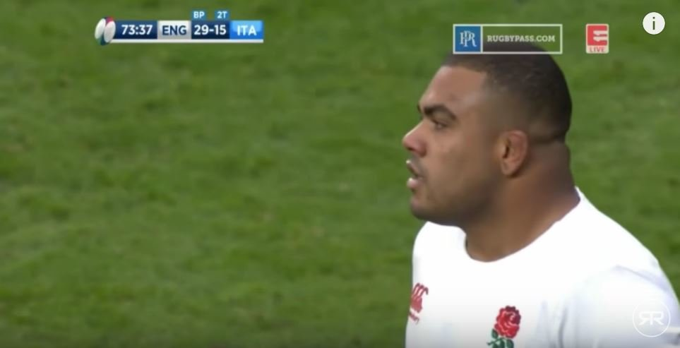 RAW RUGBY: Terrifying new video lays claim to Kyle Sinckler as world rugby's new 'Alpha-Prop'