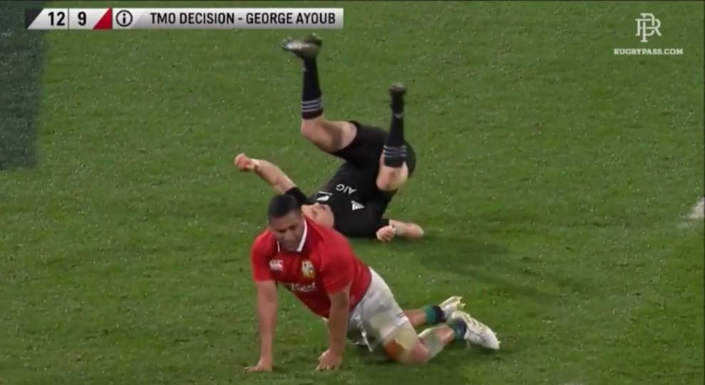 Watch: The biggest hits of the Lions test series, plus a highlights package of all three tests