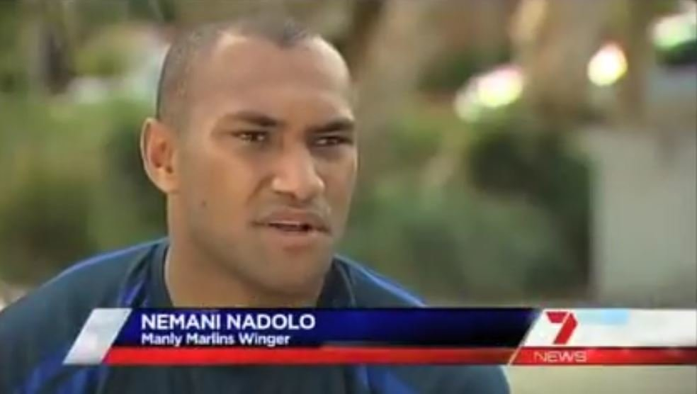 VIDEO: 2010 news interview with Nadolo makes for inspiring 'Then & Now' retrospective