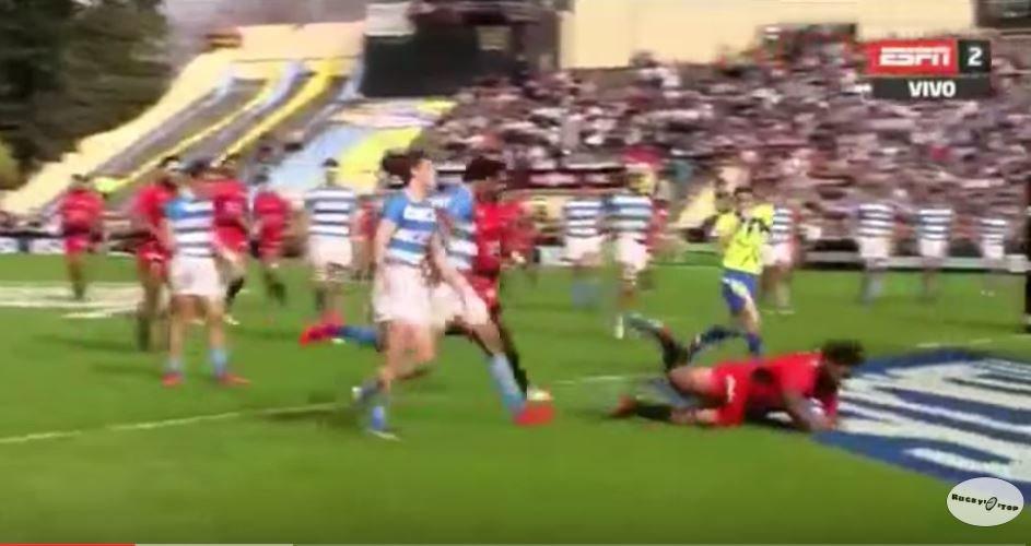 HIGHLIGHTS: Pumas Development XV vs Toulon