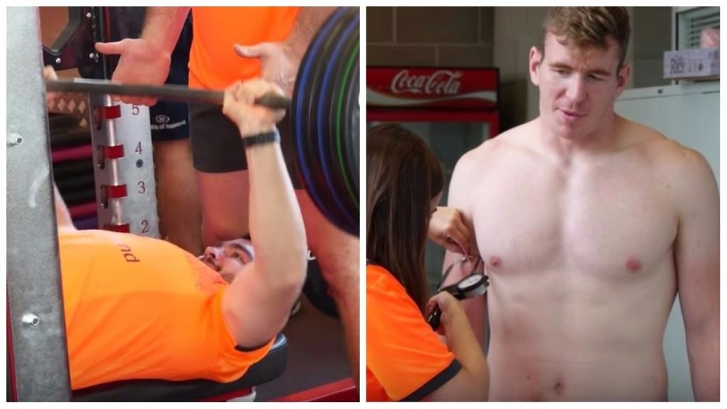 BEHIND THE SCENES: Pre-season at Munster and Leinster Academy testing