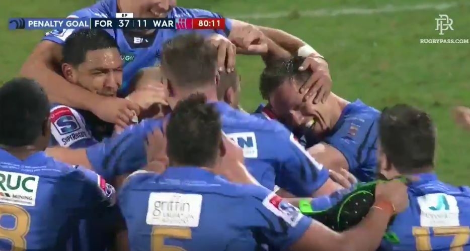 WATCH: After 11 years inaugural Western Force player Hodgson gets fairytale ending