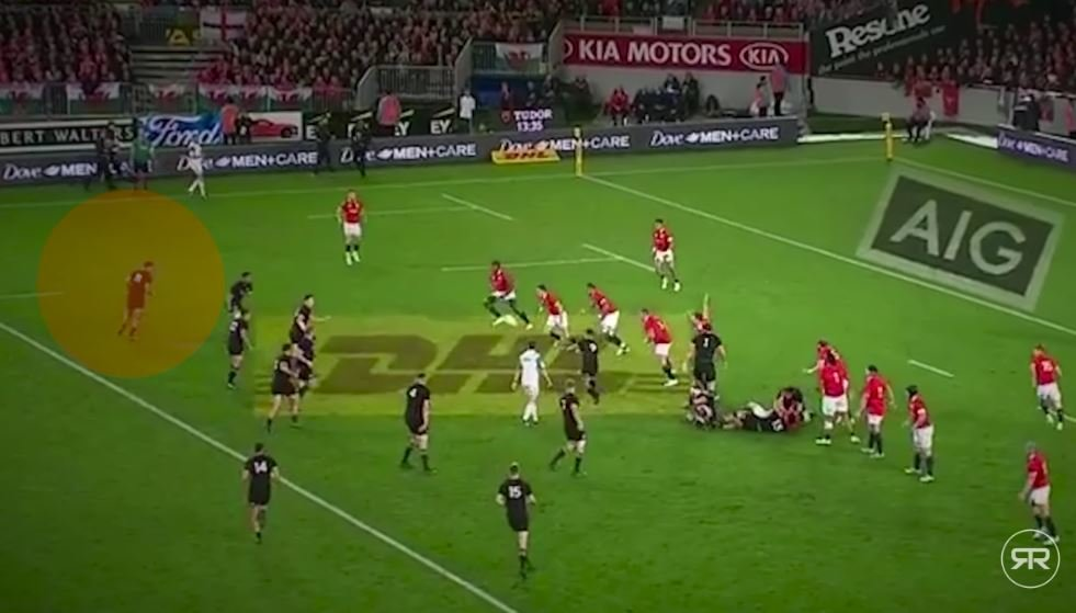 RAW RUGBY: Were the All Blacks using Warrenball against the Lions? - The 1014