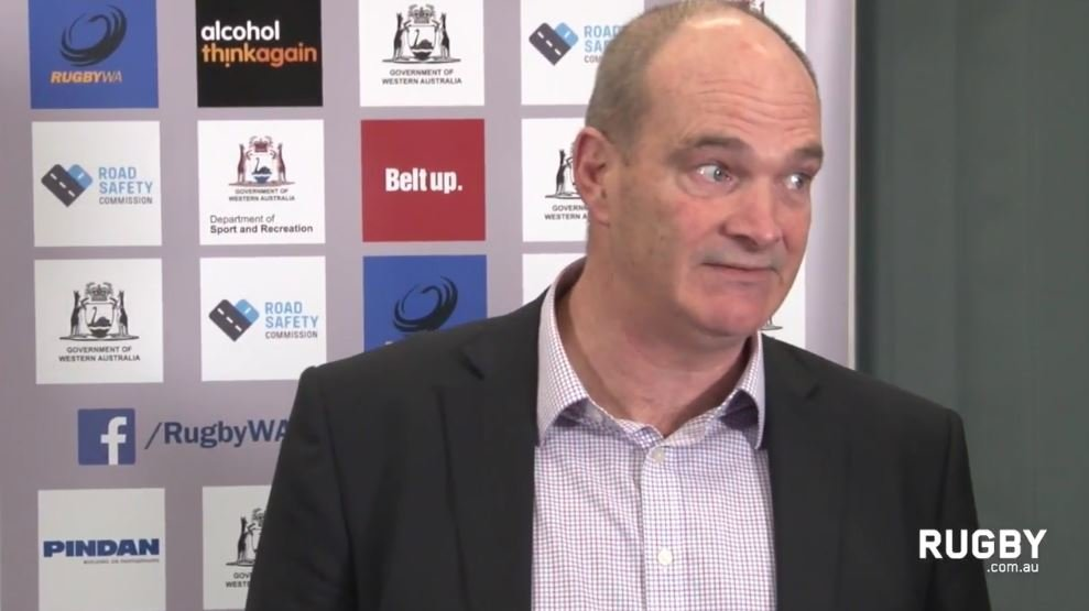 VIDEO: Choked up Western Force CEO's defiant response to ARU