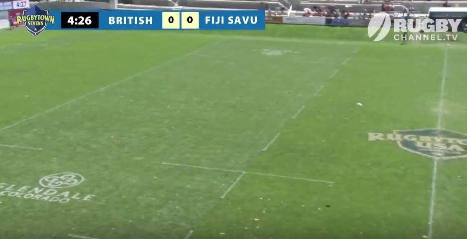 VIDEO: He may have gained a few kg, but Waisale Serevi can still dance