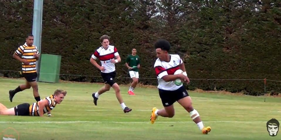 VIDEO: Tai Neli - Scots 7's Rugby Highlights