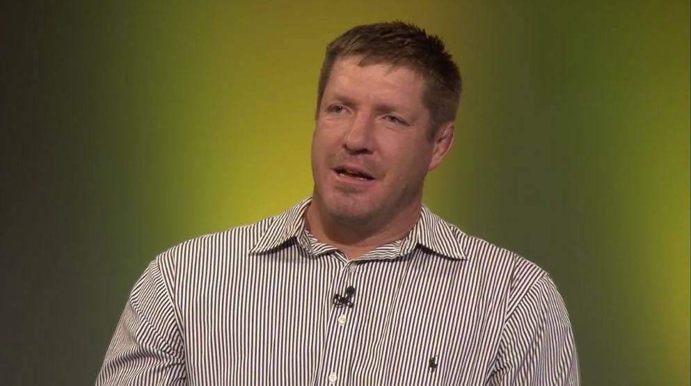 Bakkies Botha was asked did he ever fear any other player. This was his answer