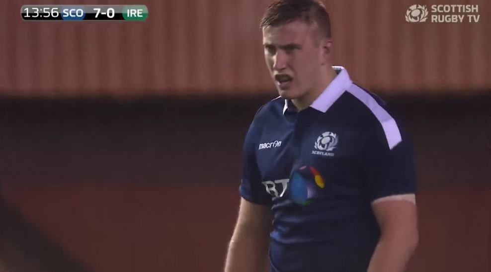 SUPERCUT: A look at Glasgow's outstanding 'new' backrow signing - Matt Fagerson