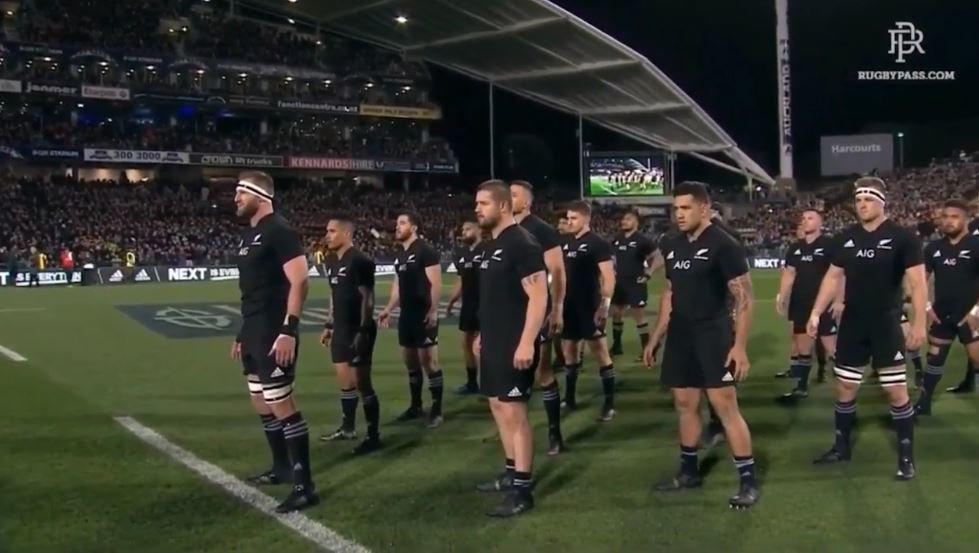 New audio reveals what the Haka really sounds like at pitch level