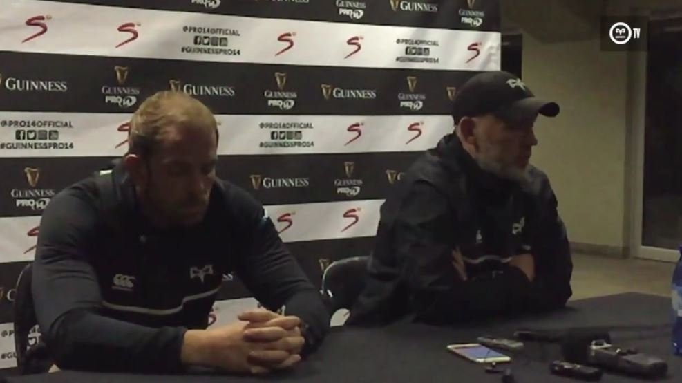 VIDEO: Steve Tandy gives details on how Scott Baldwin was actually bitten by a F**ING LION