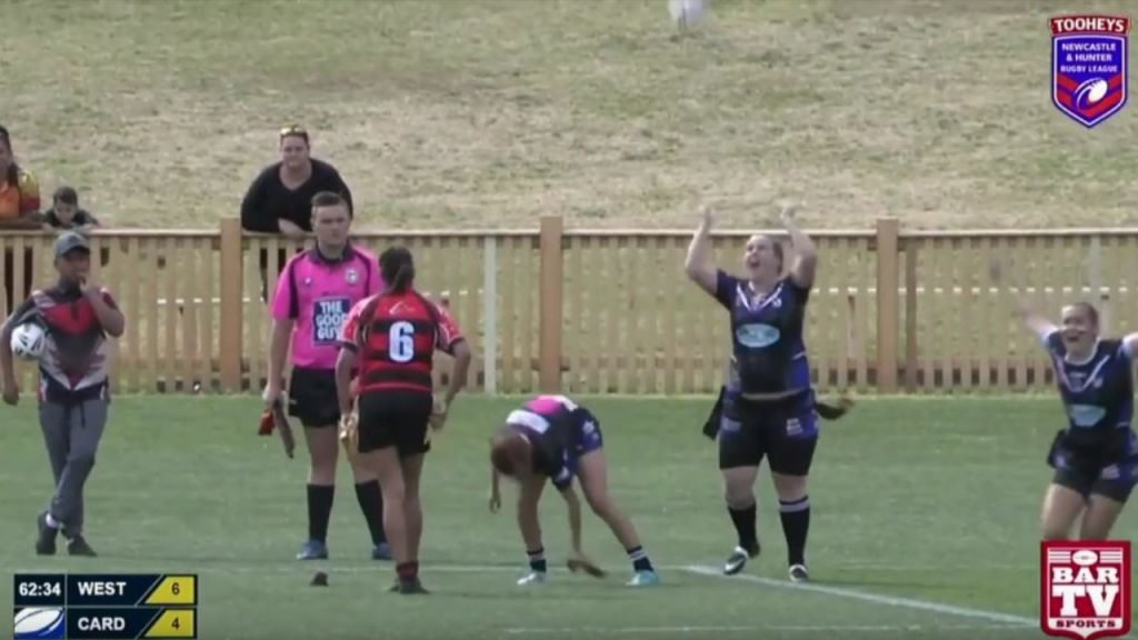 Watch: This is why you always play to the final whistle