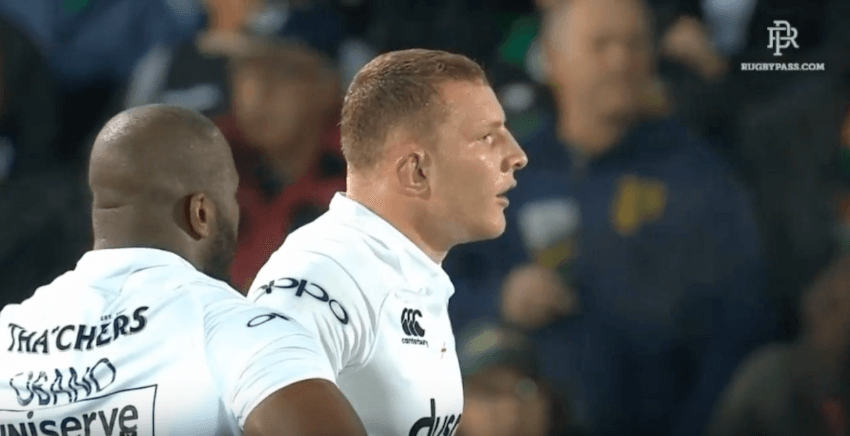 RAW RUGBY: Sam Underhill debut performance has everyone talking
