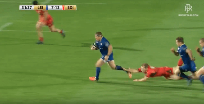 WATCH: Celtic Champagne rugby including a hooker breakaway and Sexton class