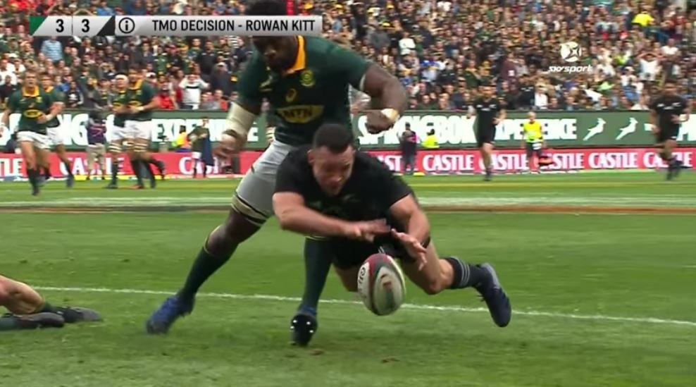 HIGHLIGHTS: Springboks vs All Blacks