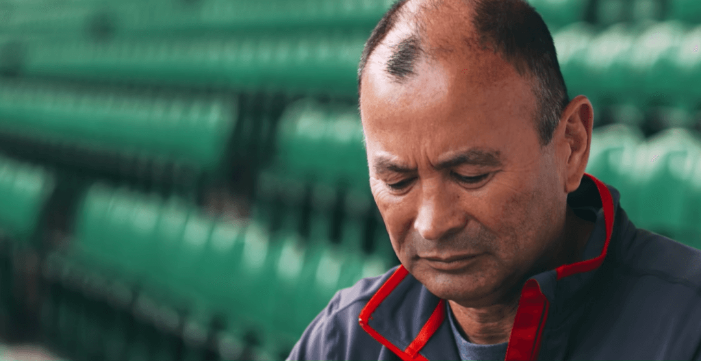 VIDEO: 'Very poor' - Eddie Jones gives brutal assessment of the side he inherited from Stuart Lancaster