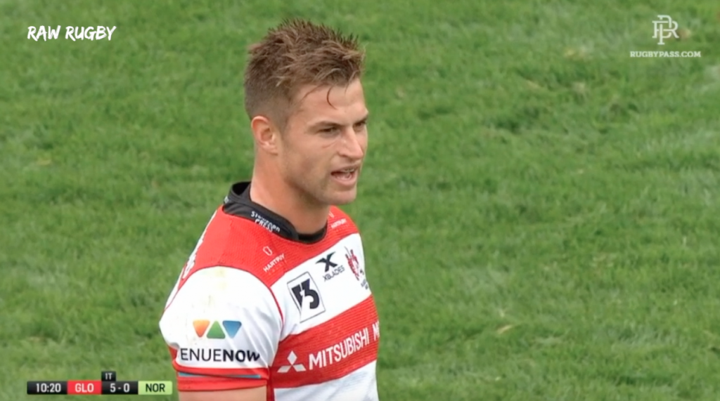 RAW RUGBY: New Henry Trinder video shows he could be in with a shot at Japan 2019