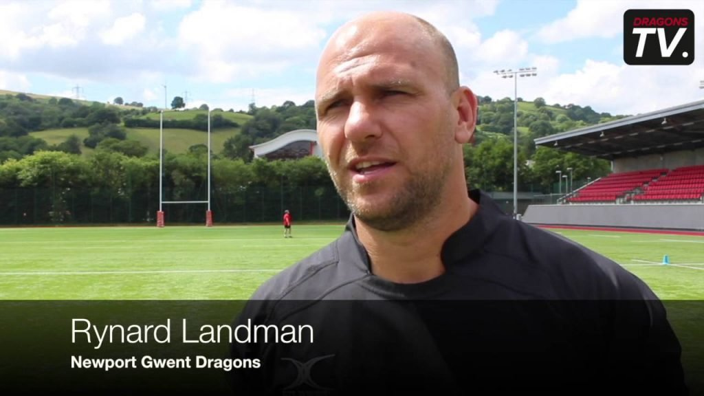 WATCH: South African lock Rynard Landman offers a very serious warning to the rest of the Pro14
