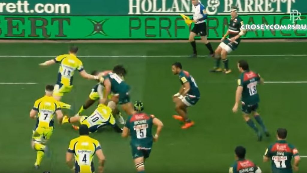 VIDEO: James O'Connor punch drunk after taking a knee to the head last weekend