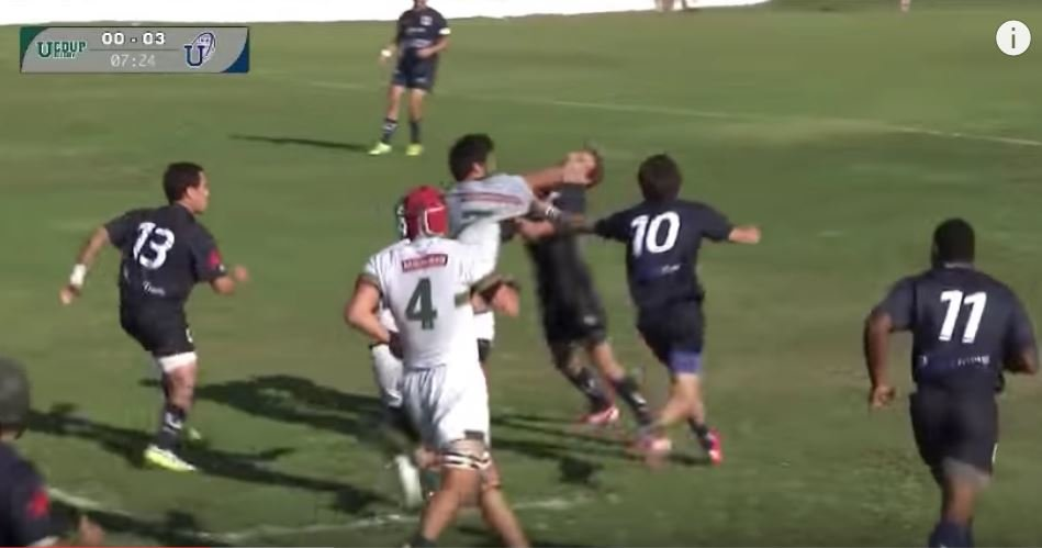 SUPERCUT: This tackling machine is widely considered one of Portugal's best talents