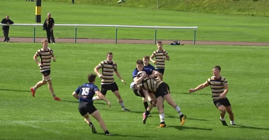 SUPERCUT: Yorkshire have an U18s beast on their books in Joey Gatus