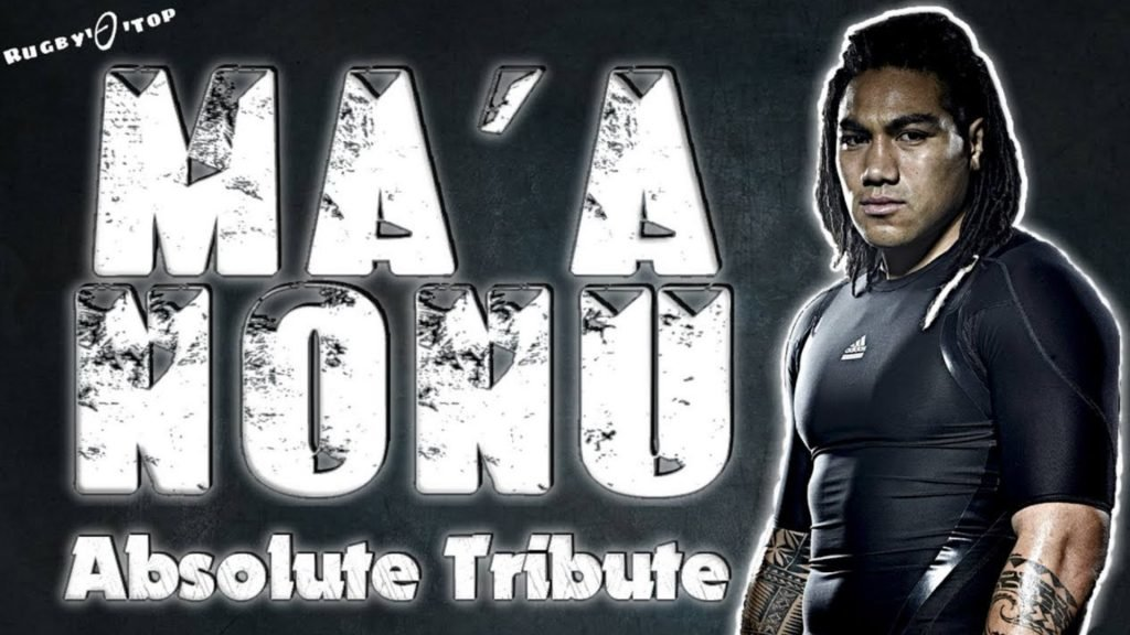 WATCH: The Ma'a Nonu supercut Xmas special