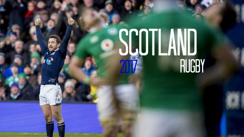 RAW RUGBY: New Scotland 2017 tribute maps their meteoric rise in World Rugby