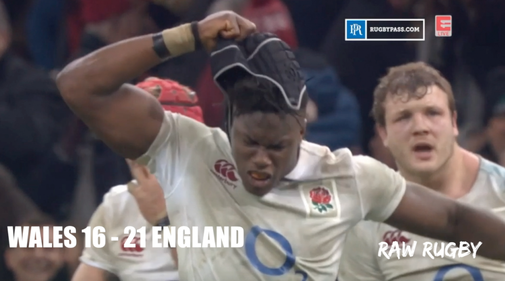 RAW RUGBY: This England 2017 Tribute will have fans in raptures