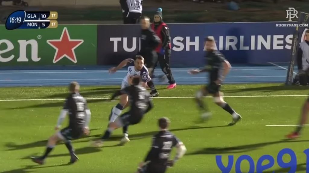 WATCH: Picamoles shows Saints what they are missing with massive performance
