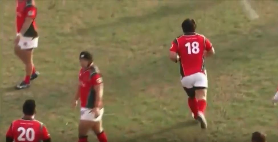 WATCH: Japanese tighthead comes on as sub, wins man of the match with destructive scrummaging