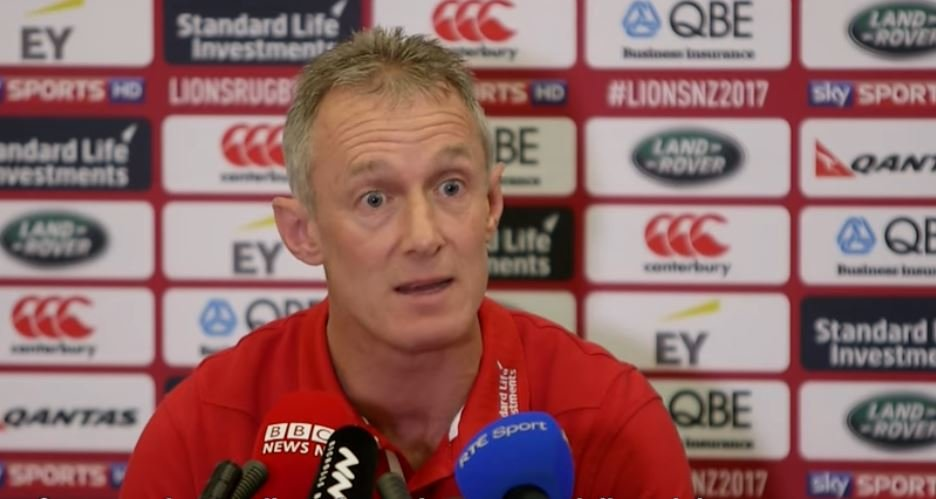 Five reasons why Rob Howley should be considered as a potential All Blacks coach
