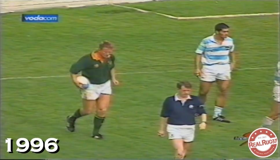 MANTAGE: Springbok backrow Andre Venter - The Iron Man