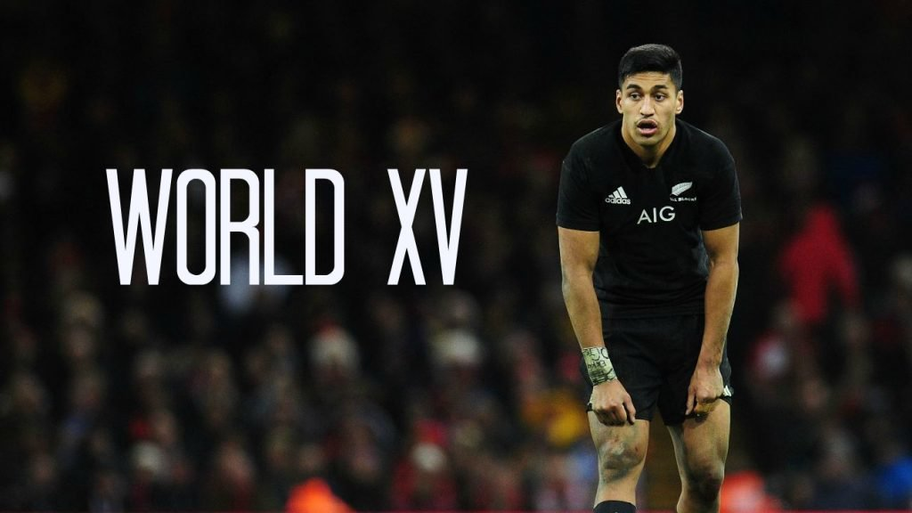 WORLD XV: Northern Hemisphere dominate in team not everyone would expect to see