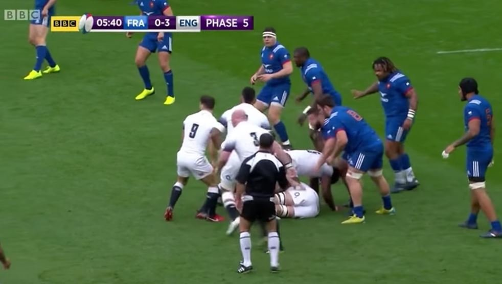 WATCH: Analysis video explains one of the causes of England's breakdown issues