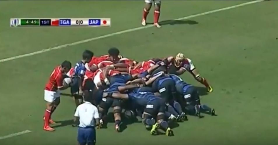 Japan have a unit of No.8 on their hands in Tevita Tatafu