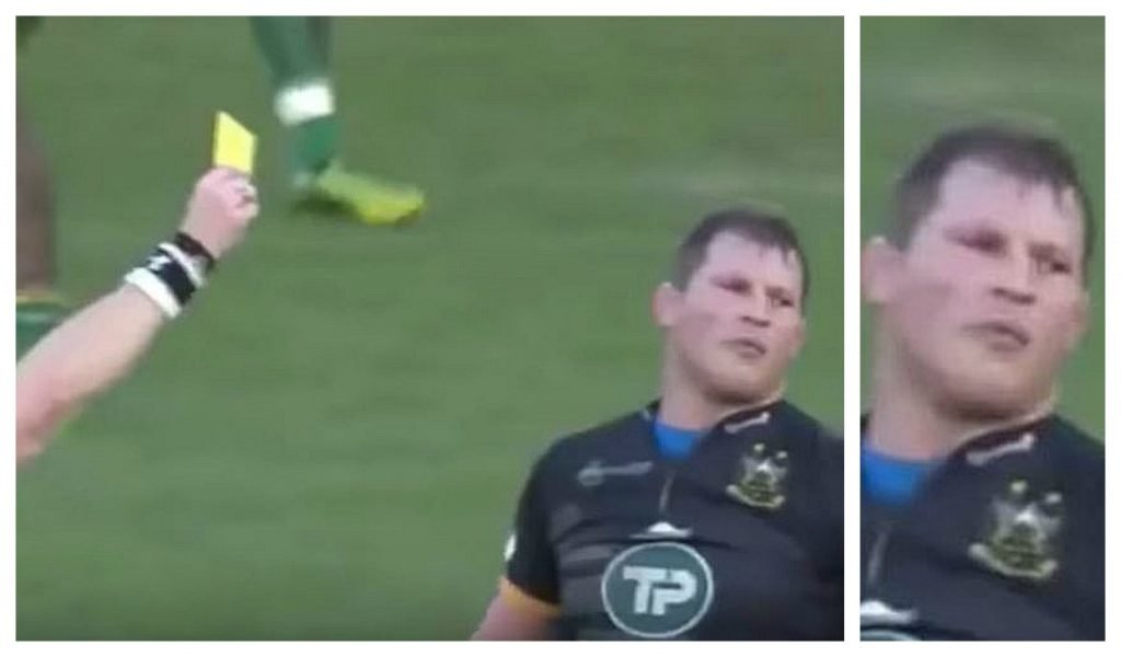FOOTAGE: A video of Dylan Hartley's worst moments has been made and it's vile