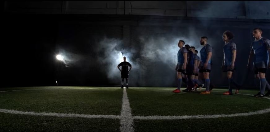 Russian advert proves how utterly redundant the All Black Haka really is