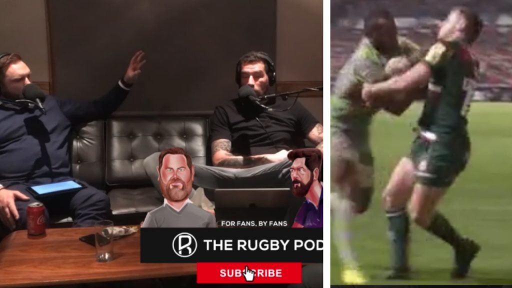 RUGBY POD: Andy Goode & Jim Hamilton give their very frank opinion on George Ford
