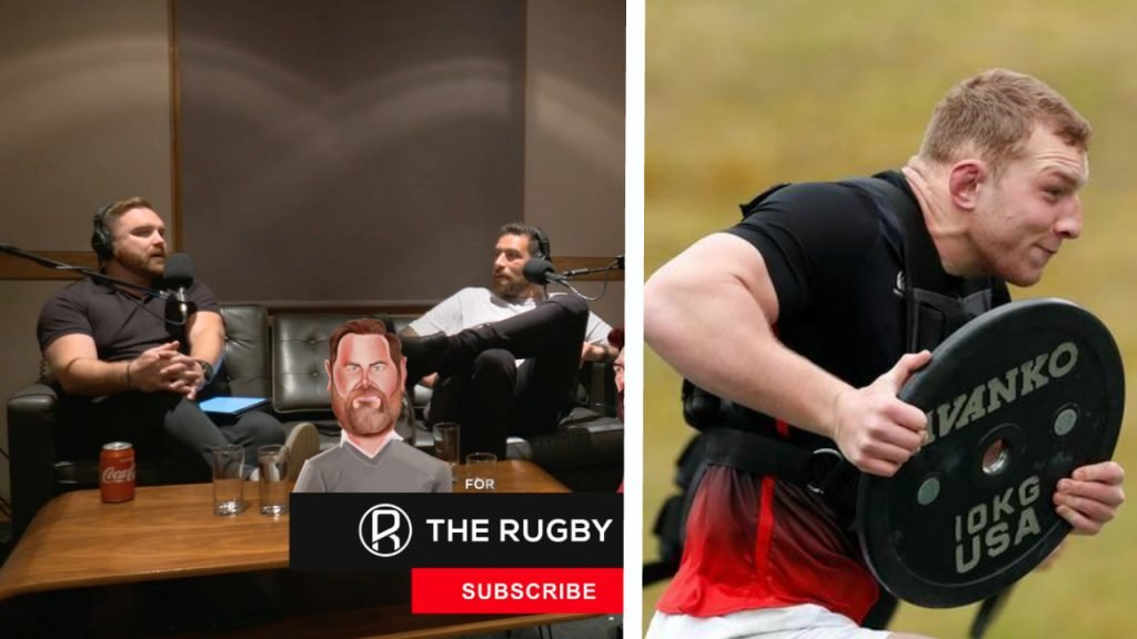 RUGBY POD: Andy Goode can't get over how intense England Rugby training sessions are