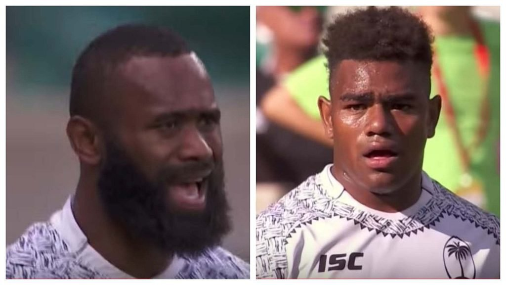 WATCH: Semi Radradra and Tuisova destroy the All Black 7s