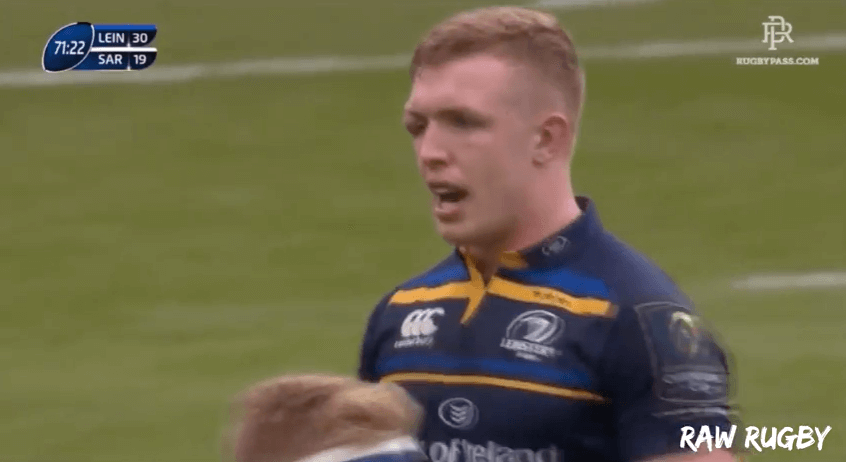 RAW RUGBY: New Dan Leavy tribute displays just how much of an ANIMAL he is!